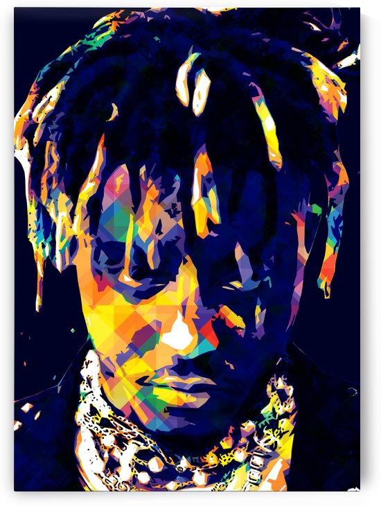 Juice Wrld Best American Rapper Art Style 14 by RANGGA OZI