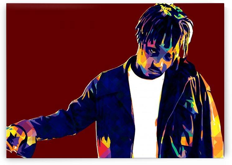 Juice Wrld Best American Rapper Art Style 7 by RANGGA OZI