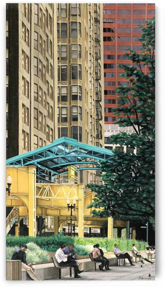 Federal Street by Michael Neamand