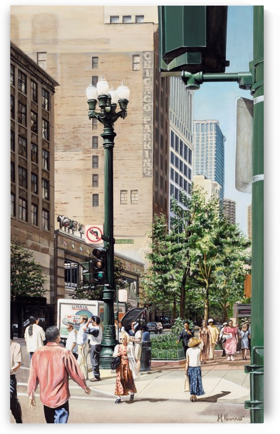 Monroe & State by Michael Neamand