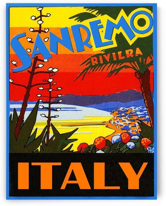 San Remo by vintagesupreme