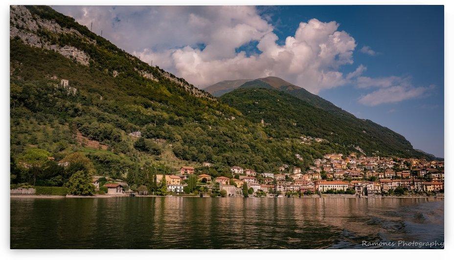 Lake Como by Rommel Ramones