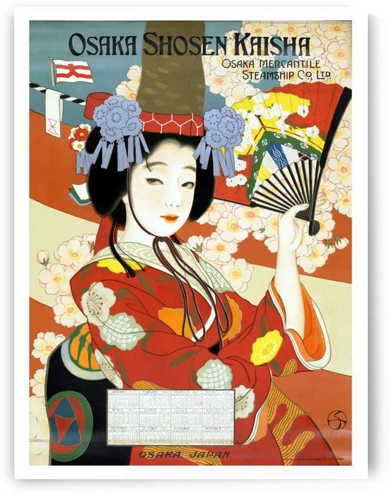 Gesha from Osaka by vintagesupreme