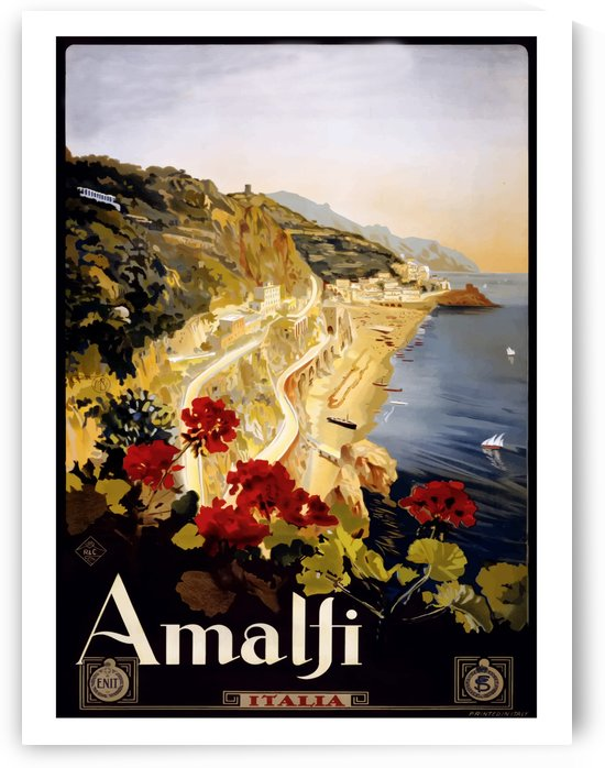 Amalfi by vintagesupreme