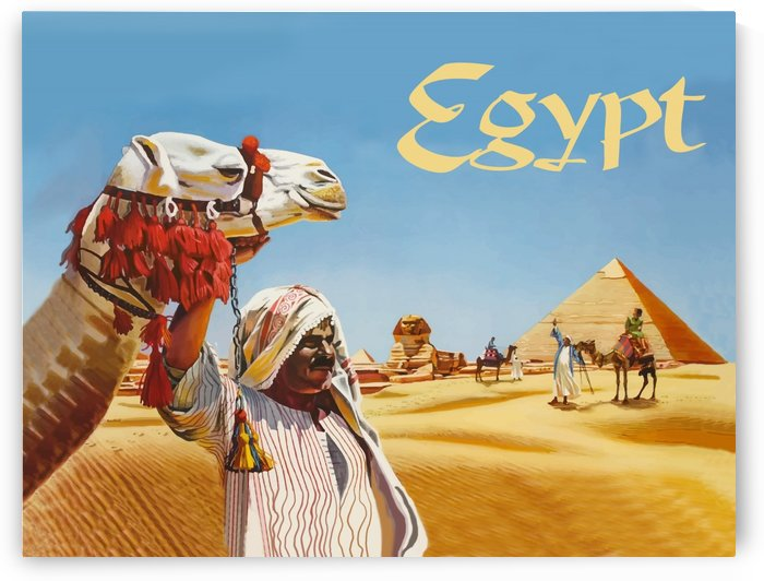 Egypt by vintagesupreme