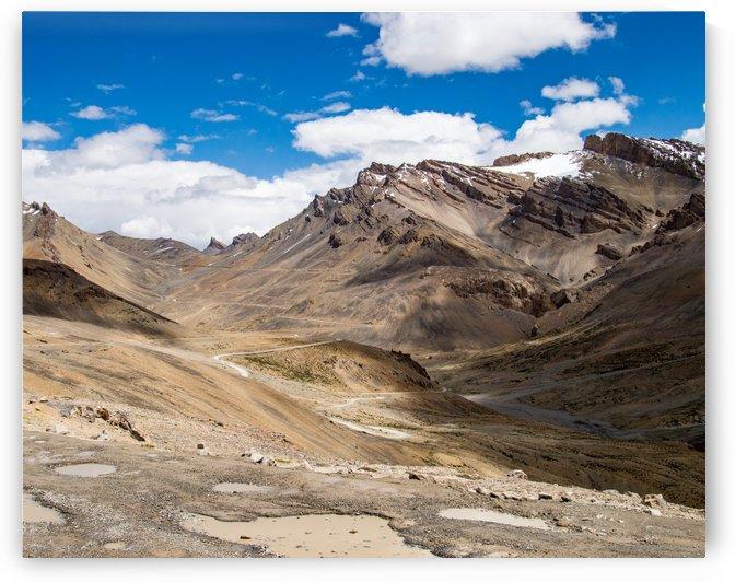 Nakee La Pass  by TJ Weisenberger II