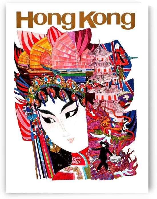 Hong Kong Girl by vintagesupreme