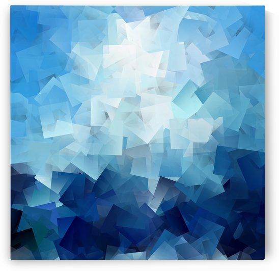 Blue landscape by okuadro