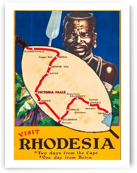 Rhodesia by vintagesupreme