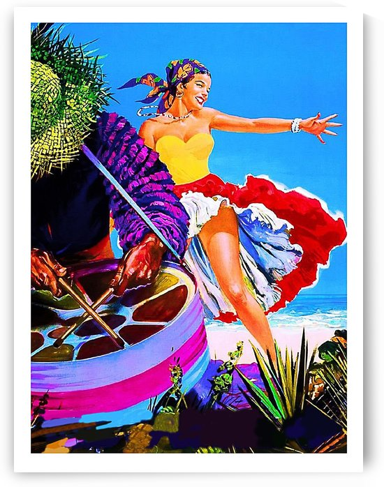 Cuba Dancer by vintagesupreme