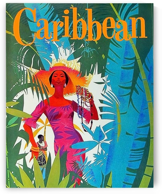 On Caribbean Jungle by vintagesupreme