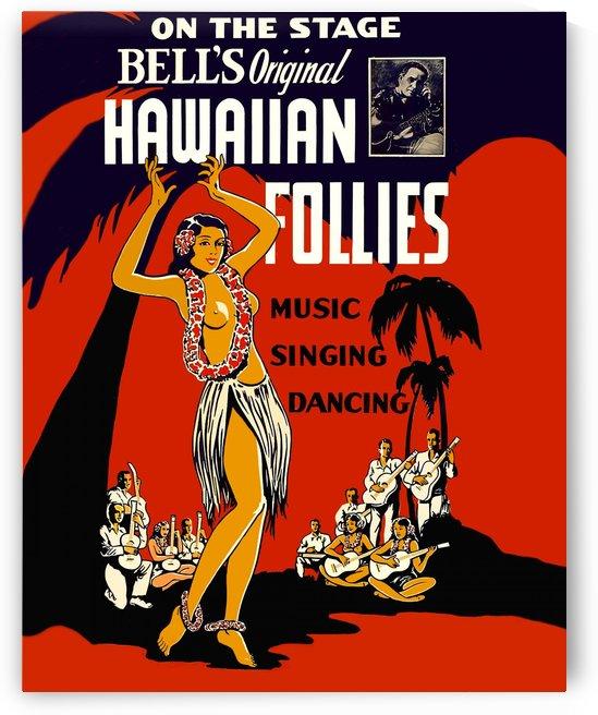 Hawaiian Follies by vintagesupreme