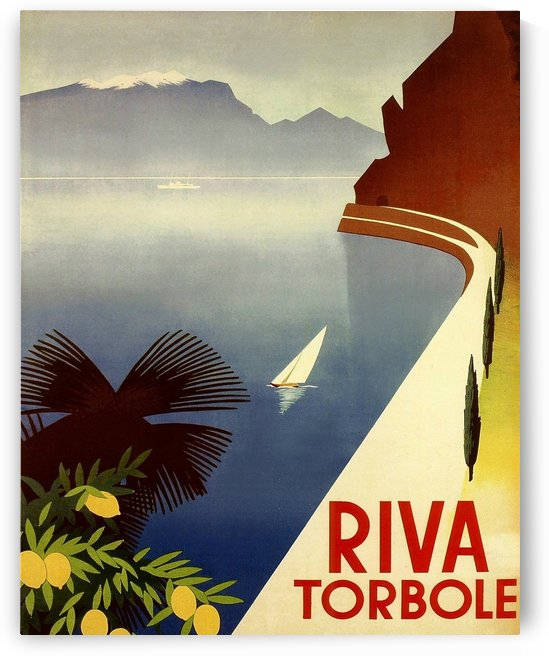 Riva Torbole by vintagesupreme