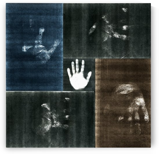Hands by Bruce Rolff