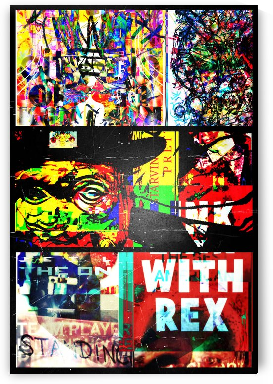 DANCING NAKED with REX by SEBO