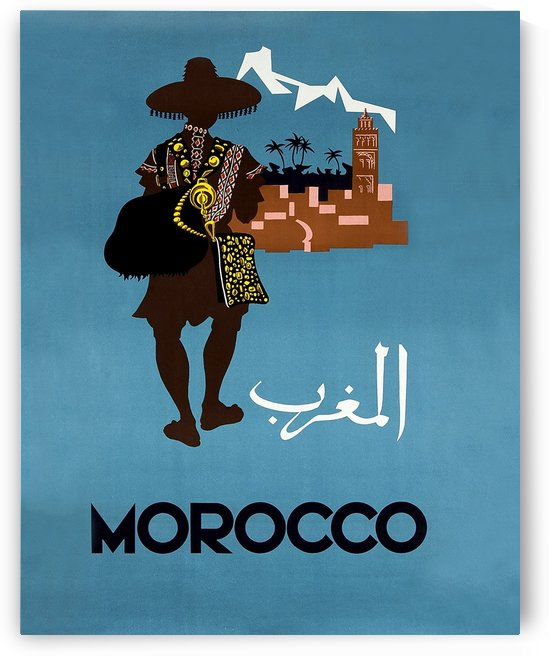 Morocco by vintagesupreme