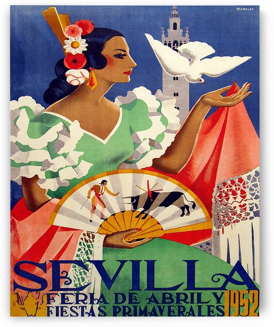 Seville by vintagesupreme