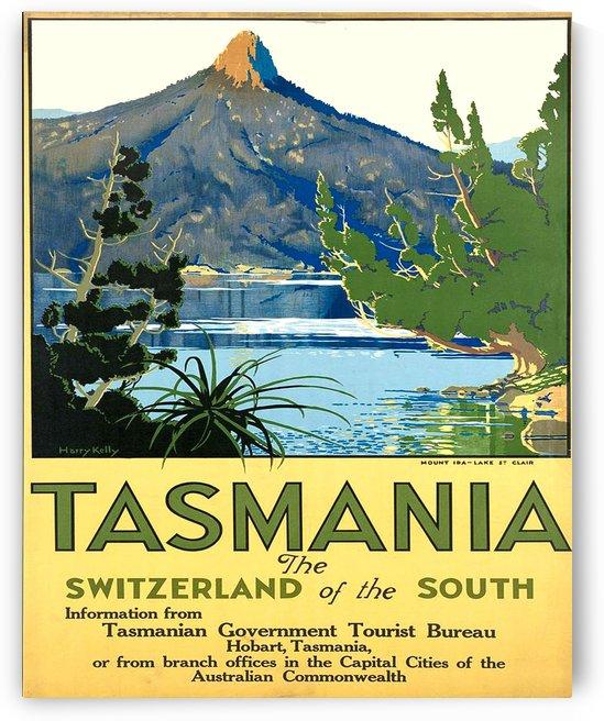 Tasmania by vintagesupreme