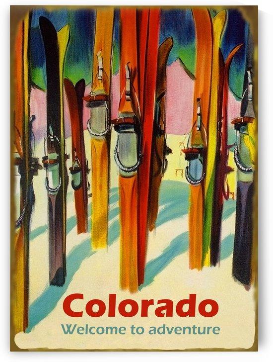 Colorado Ski by vintagesupreme