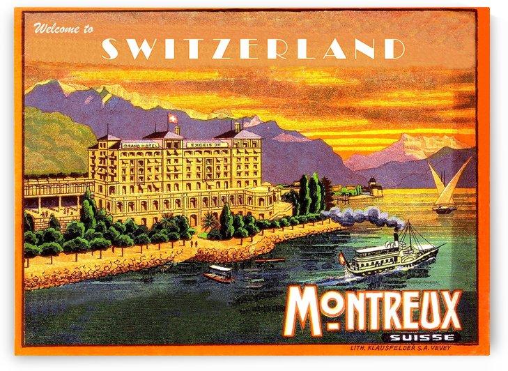 Montreux by vintagesupreme