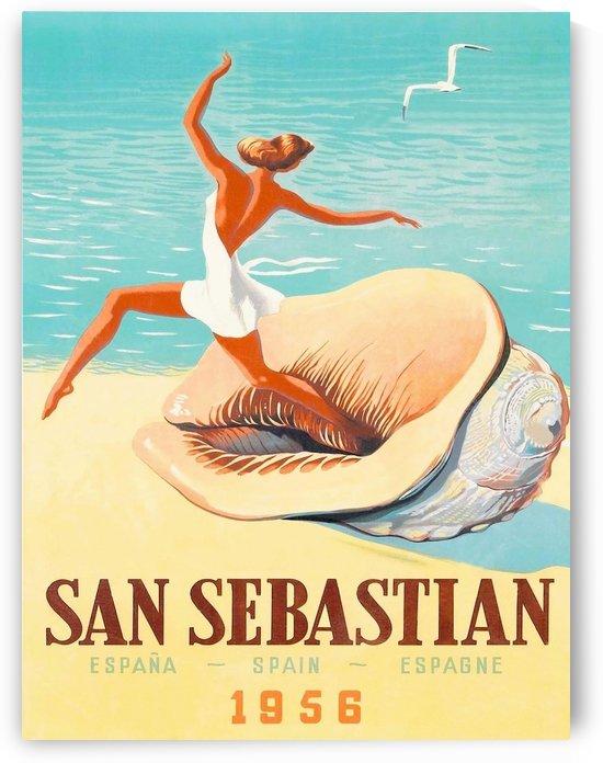 San Sebastian by vintagesupreme