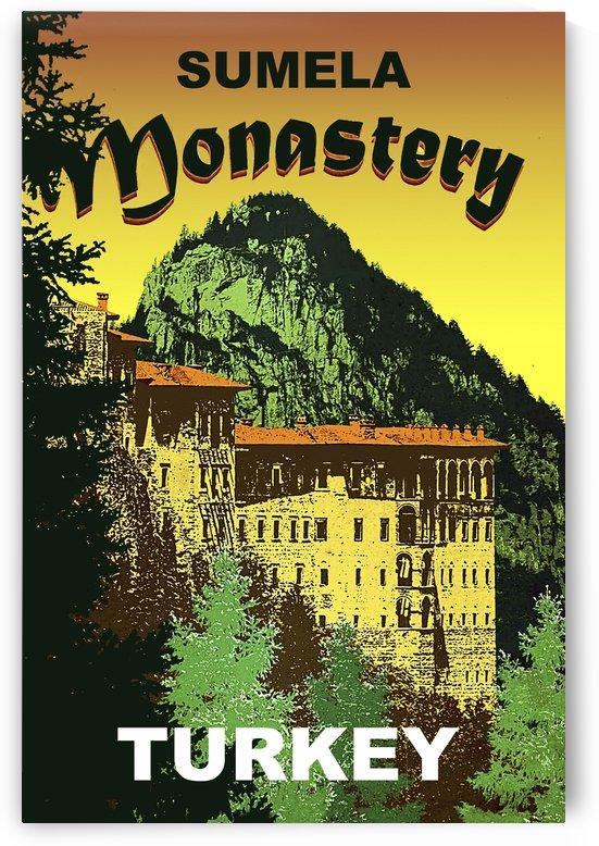 Sumela Monastery by vintagesupreme