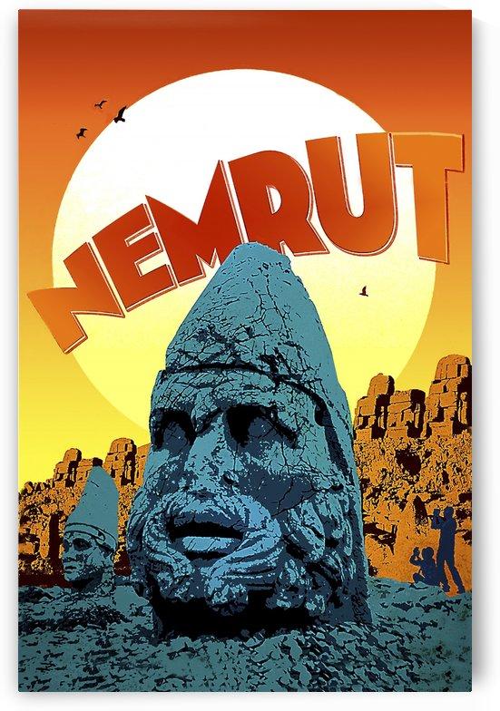 Nemrut by vintagesupreme