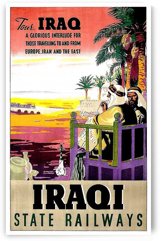 Iraq State Railway by vintagesupreme