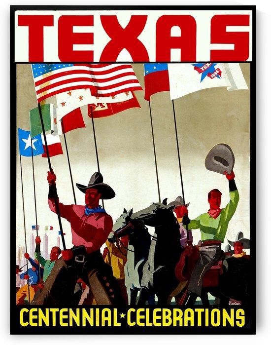 Texas Centennial Celebrations by vintagesupreme