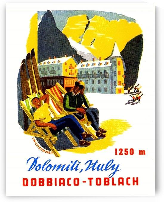Dolomites Alps by vintagesupreme