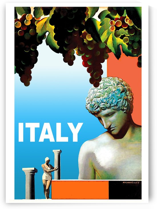 Italy by vintagesupreme