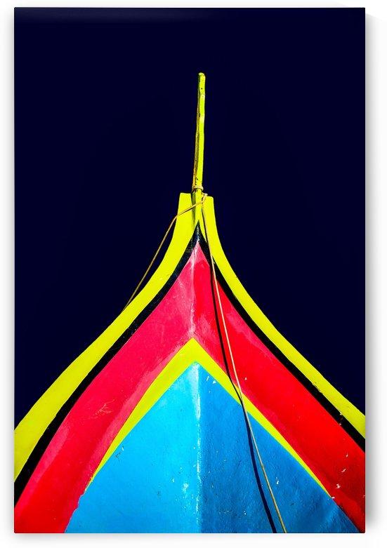 Boat - LXVIII by Carlos Wood