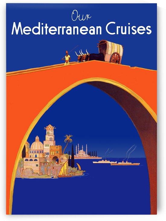 Mediterranean Cruises by vintagesupreme