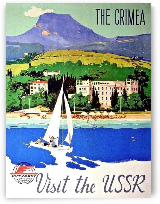 Sailing on Crimea by vintagesupreme