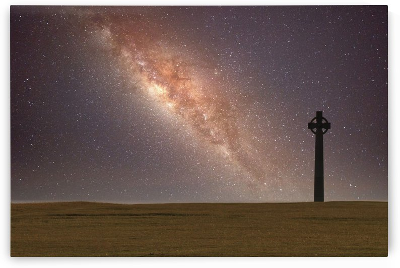 Lone Cross star by Andy Jamieson
