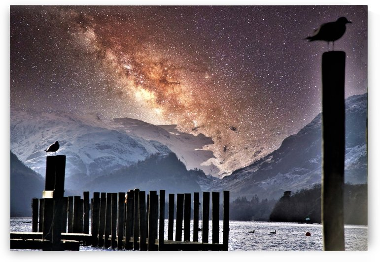 Jetty stars by Andy Jamieson