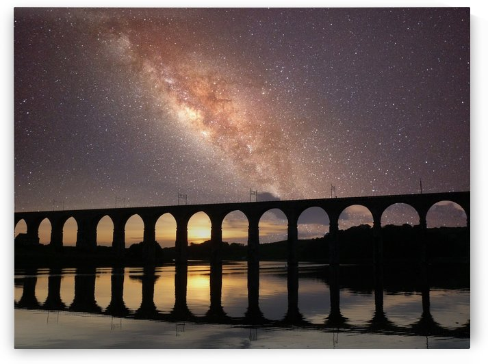 Arch stars by Andy Jamieson