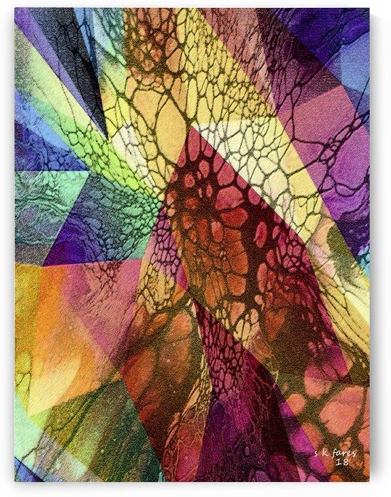 abstract polygon4 by khalid selmane fares