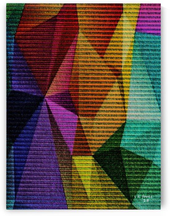 abstract polygon7 by khalid selmane fares