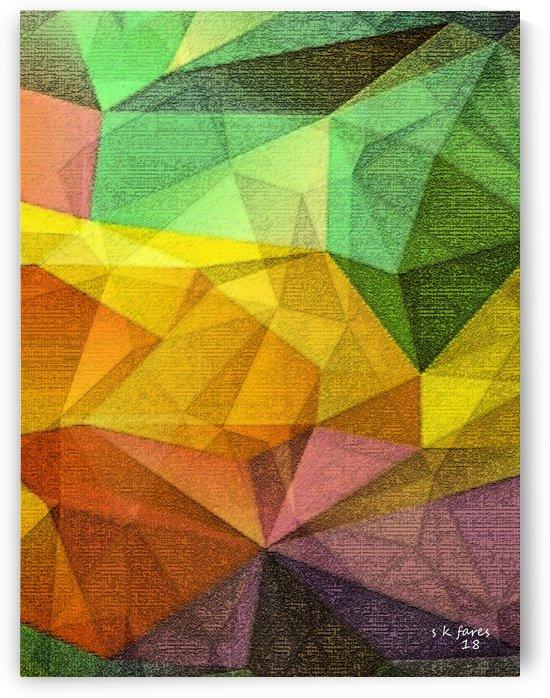 abstract polygon11 by khalid selmane fares