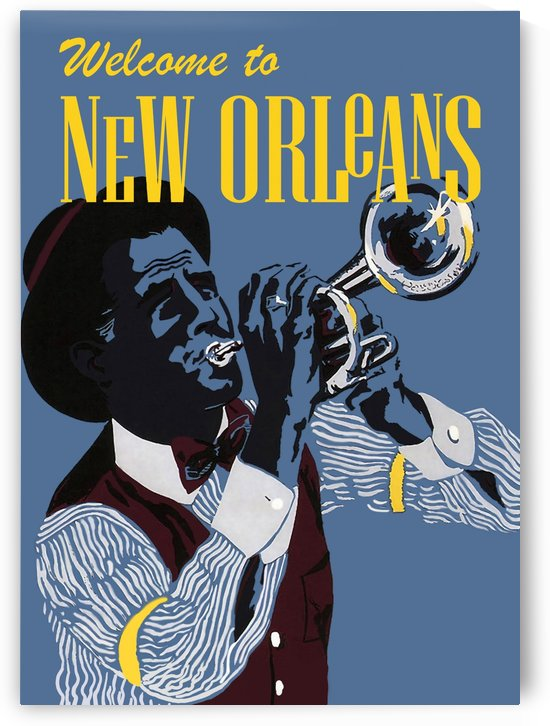 New Orleans by vintagesupreme