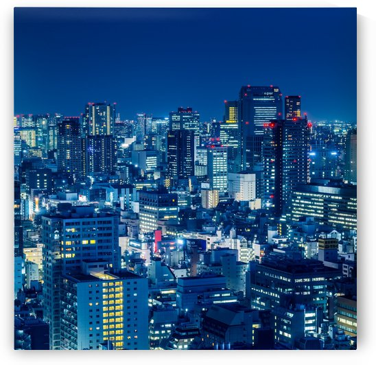 TOKYO 19 by Tom Uhlenberg