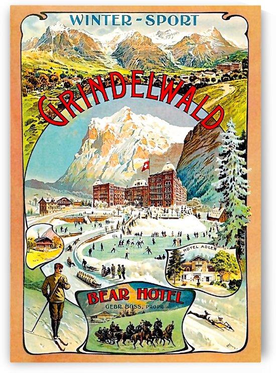 Grindelwald by vintagesupreme