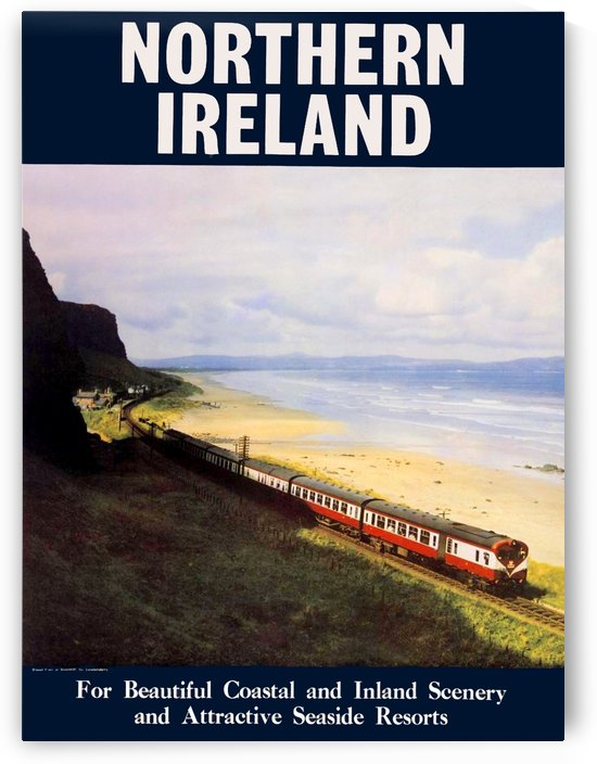 Northern Ireland Railway by vintagesupreme