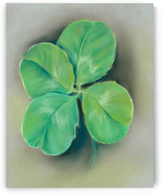 A Four Leaf Clover for Luck by MM Anderson