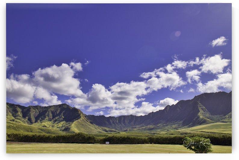Big Valley  by John Kwak
