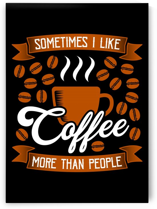 Coffee and People Choices by Artistic Paradigms