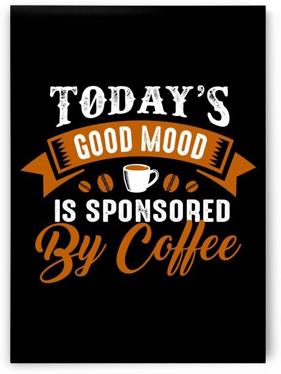 Coffee Good Mood Sponsorship by Artistic Paradigms