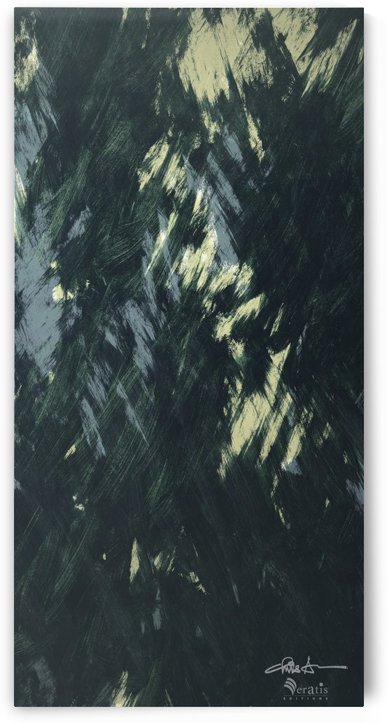 Brushed 48 Dark Forest 1x2 by Veratis Editions