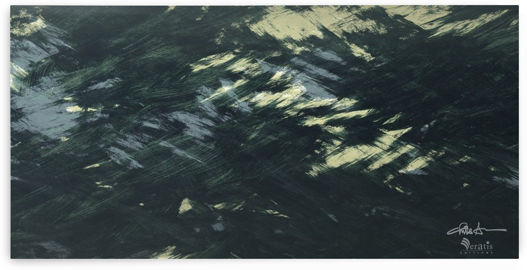 Brushed 48 Dark Forest 2x1 by Veratis Editions